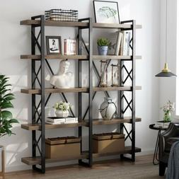 large 3 4 5tier vintage bookshelf etagere