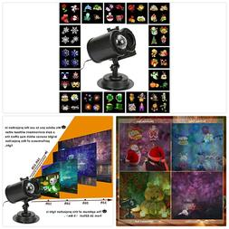 Innens LED Decorative Projector Lights, 2-in-1 Outdoor/Indoo