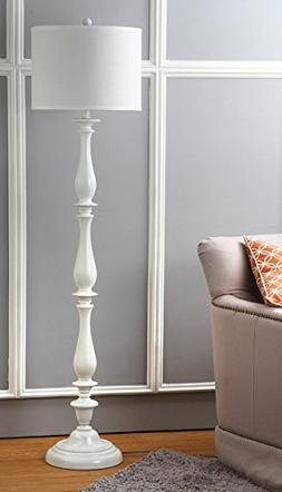 Safavieh Lighting Collection Bessie Candlestick White 62-inc