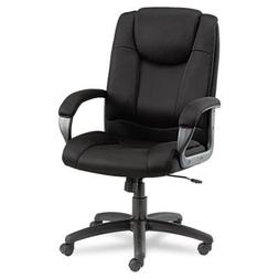Logan Series High-Back Mesh Swivel / Tilt Office Chair, Blac