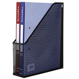 metal mesh magazine holder