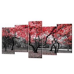 Kreative Arts - 5 Pieces Modern Canvas Painting Wall Art The