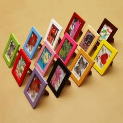 NEW Photo Frame Classic Wooden Picture Holder Perfect Home O