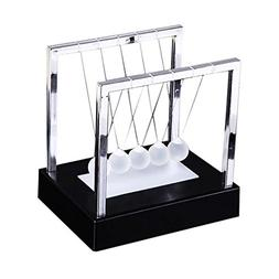 FanXing Cheap Led Newtons Cradle Set LED Light Up Kinetic En