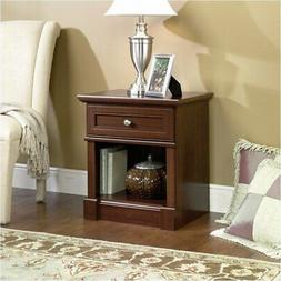 Pemberly Row Night Stand in Cherry Finish
