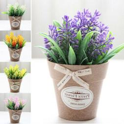 office artificial flowers decor party gift wedding