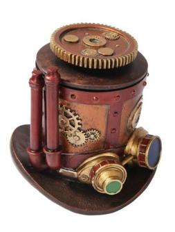 Office Decor Steampunk Old Fashioned Mechanical Hat Jewelry