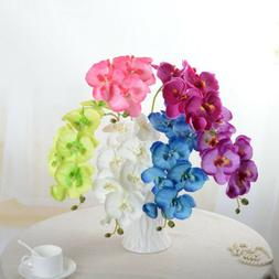 Office Plants Artificial Flowers Silk Plastic DIY Party Supp