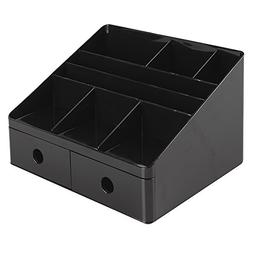 InterDesign Office Supplies Desk Organizer, with Drawers, fo