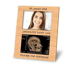 PE Professional Engineer Picture Frame - Personalization Ava