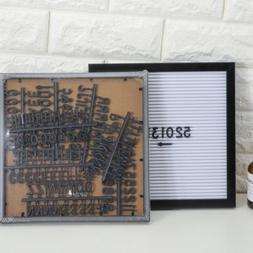 Plastic Letter Board with Letters Numbers Symbol Sign Messag