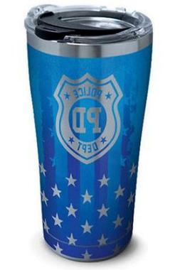 POLICE OFFICER- 20 Oz. Tervis Stainless Tumbler With Hammer