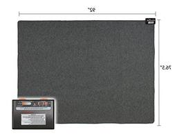 Radiant Floor Heater Under Rug: Portable Pad for Indoor Pers