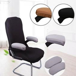 Removable Armrest Covers Decor Protector Office Cover Access