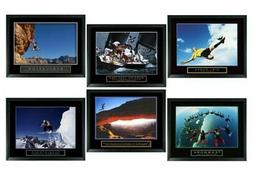 wallsthatspeak Set of 6 Framed Motivational Posters Complete