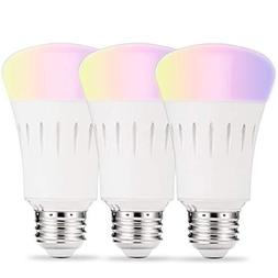 LOHAS Smart Bulb, Wifi LED Light A19, Daylight Warm and Colo