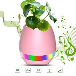 FENGRUI Smart Music Flowerpot Bluetooth Wireless Speakers To