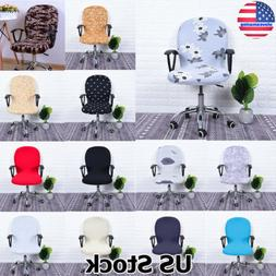 Spandex Stretch Computer Chair Cover Stretch Office Chair Pr