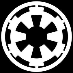 Star Wars Galactic Empire Sticker Car Office Decal Living Ro