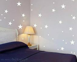 Stars Wall Decals Sticker Home Decoration Living Room Bedroo