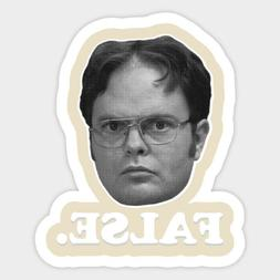 The Office Funny Meme Dwight Schrute Vinyl Wall Decal Room P