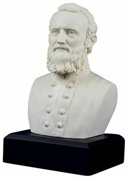 Thomas Stonewall Jackson Bust Historical Civil War Collectib