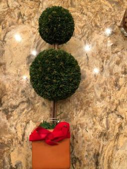 Topiary Moss Trees Artificial, Home Desk Office Decor Feng S