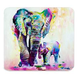Mpban Unique Custom Rectangle Mouse Pad Extended,Abstract Vi