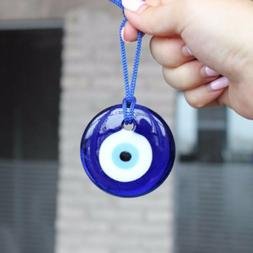 US Turkish Blue Evil Eye Amulet Car Home Office Wall Hanging