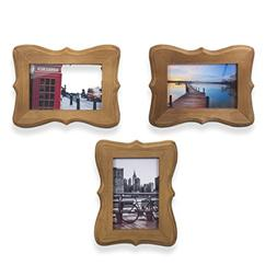 Wallniture Victorian Home or Office Decor Wood Picture Frame