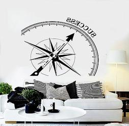 Vinyl Wall Decal Success Office Decor Motivation Stickers Mu