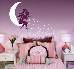 wall decal vinyl stickers fairy