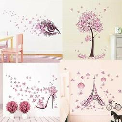 Wall Stickers Removable Art PVC DIY Wall Decal Mural Home Of