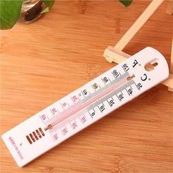 Wall Thermometer - Indoor Outdoor Garden Greenhouse Home Off