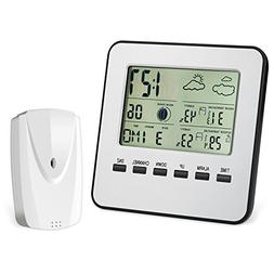 ORIA Weather Station, Digital Temperature Thermometer, Tempe