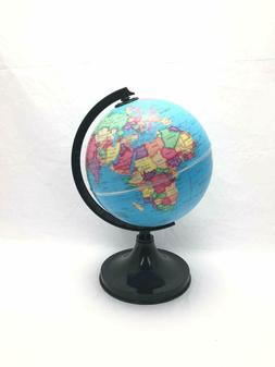 World Map Globe 5in Geographical Details Globe Home Decor Of