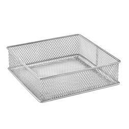 ybm home silver mesh drawer