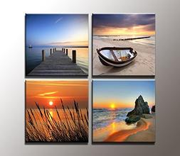 youkuart Seaview Modern Seascape Giclee Canvas Prints Artwor
